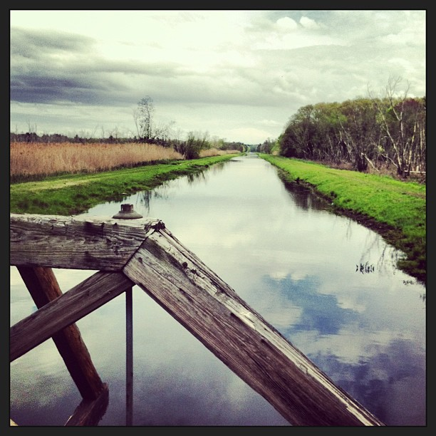 Beverly Salem canal