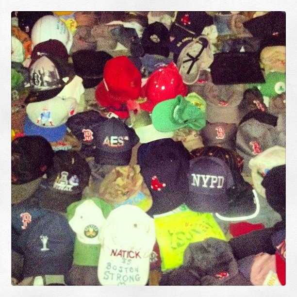 Hats in Copley