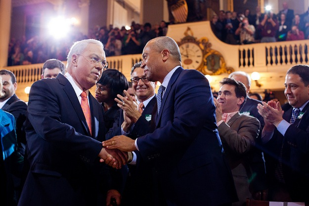 Tom Menino retirement 2
