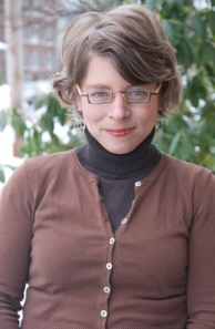 Jill Lepore. Publicity photo from her Harvard bio.