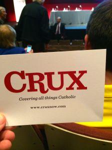 Crux card