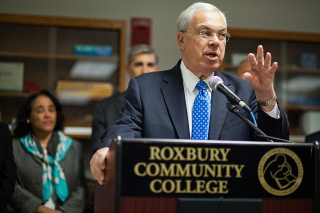 Roxbury Community College Partnership