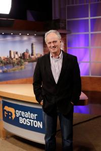 Jim Braude. Photo by Tracy Powell/WGBH.