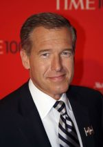 Brian Williams. Photo via Wikipedia.