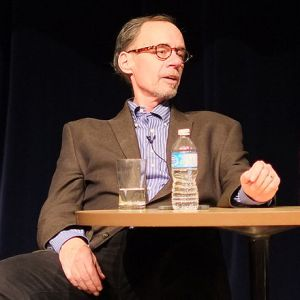 David Carr. Photo via Wikipedia.