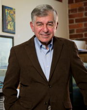 Michael Dukakis. Via Northeastern.edu