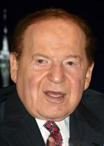 Sheldon Adelson in 2010 (photo via Wikipedia)
