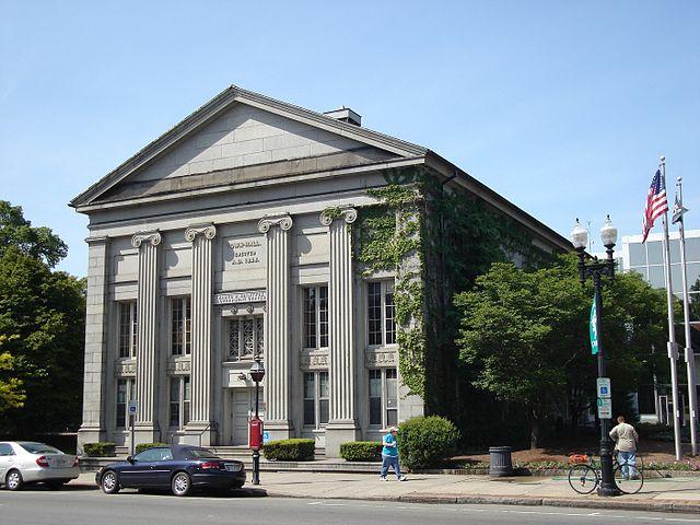 Quincy City Hall. Photo via Wikipedia.