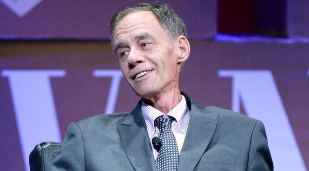 The late David Carr