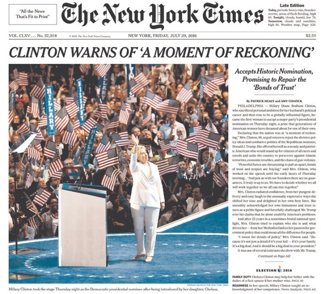 Page image via the Newseum.